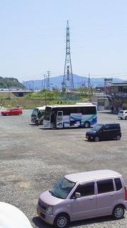 草加市からのバス!