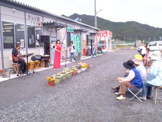 美樹克彦&大倉百人&黒川泰子ライブ5