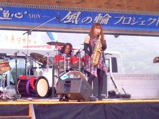 BRONZE道心ライブChihoさん&Kajiwaraさん